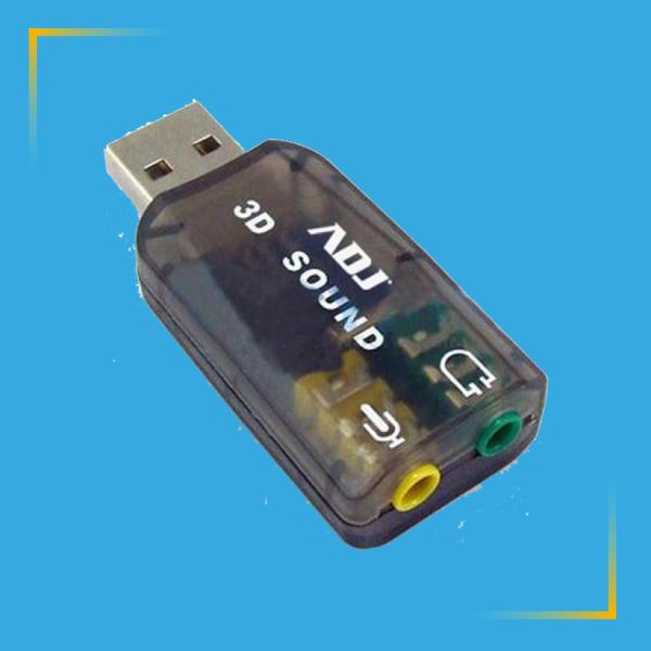 ADJ 2.1 3D USB