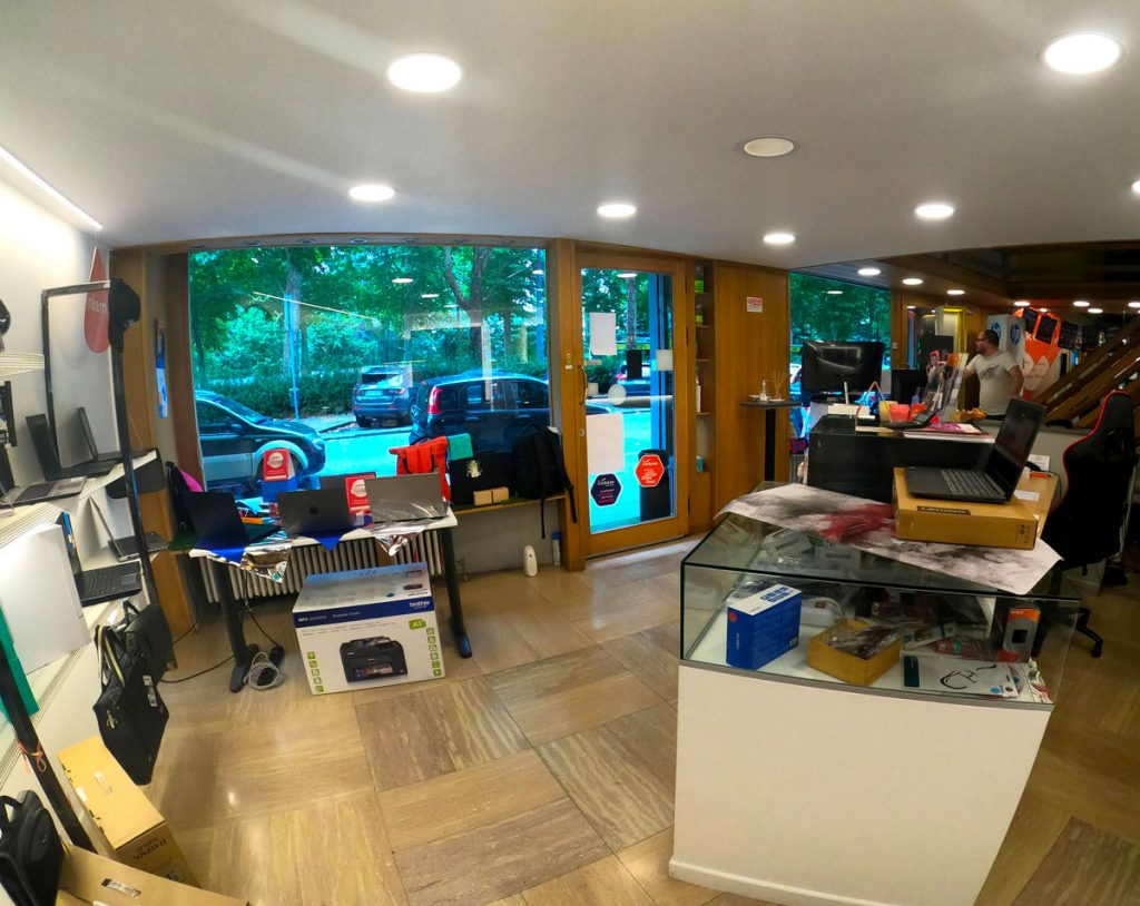 OS Consulting Showroom
