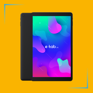 Tablet e-tab LTE